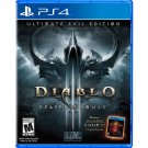 Diablo III: Ultimate Evil Edition PS4 Physical Game Disc US