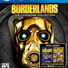 Borderlands: The Handsome Collection PS4 Physical Game Disc US