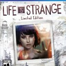 Life is Strange Limited Edition PS4 Physical Game Disc US