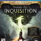 Dragon Age Inquisition - Game of the Year Edition PS4 Physical Game Disc US