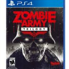 Zombie Army Trilogy PS4 Physical Game Disc US