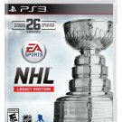 NHL Legacy Edition PS3 Physical Game Disc US