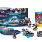 Skylanders SuperChargers Dark Edition Starter Pack Wii U Physical Game Disc US
