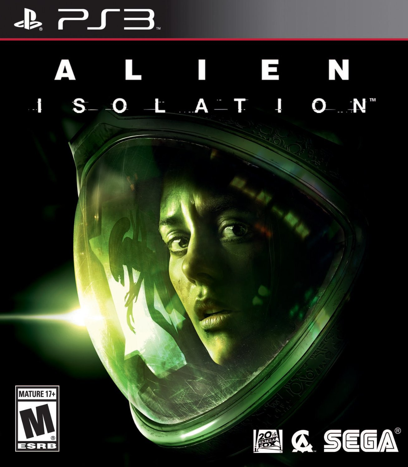 Alien: Isolation PS3 Physical Game Disc US