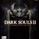 Dark Souls II: Scholar of the First Sin Xbox 360 Physical Game Disc US