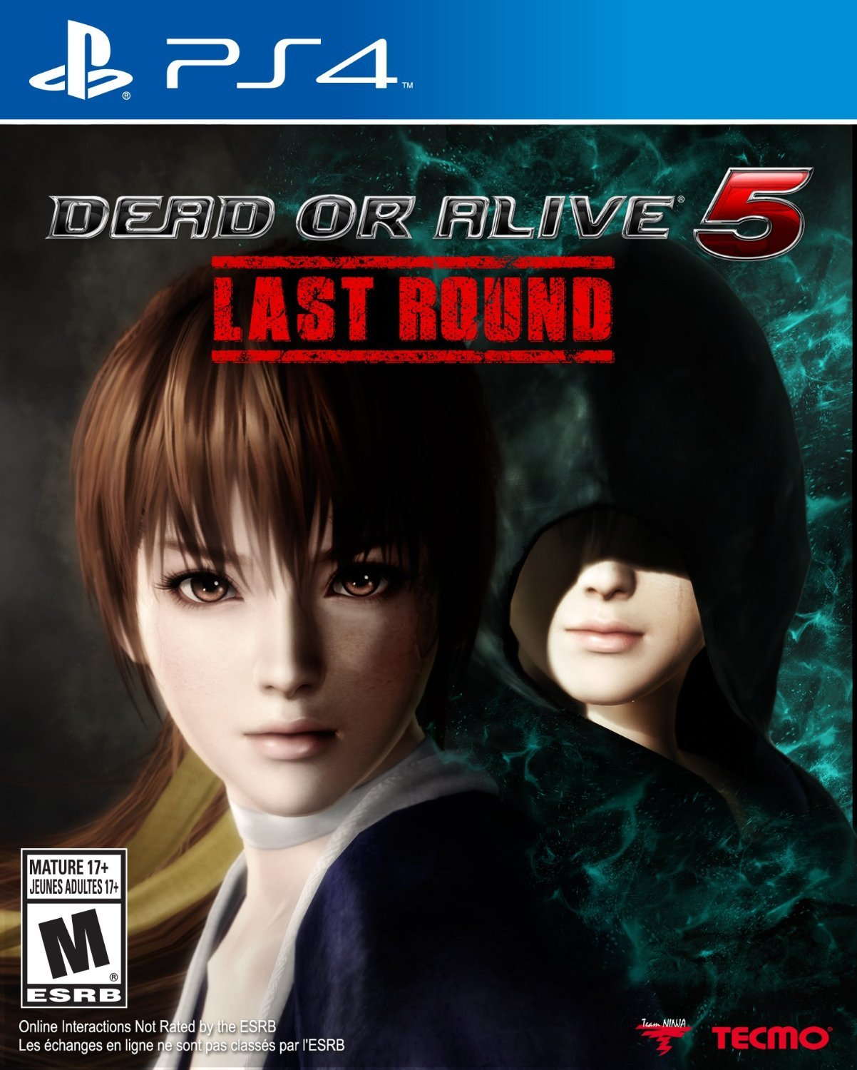 DEAD OR ALIVE 5 Last Round PS4 Physical Game Disc US