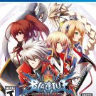 BlazBlue: Chrono Phantasma EXTEND PS4 Physical Game Disc US