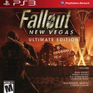 Fallout: New Vegas - Ultimate Edition PS3 Physical Game Disc US