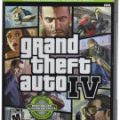 Grand Theft Auto IV Xbox 360 Physical Game Disc US