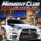 Midnight Club: Los Angeles Platinum Hits Xbox 360 Physical Game Disc US