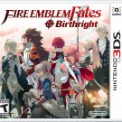 Fire Emblem Fates: Birthright 3DS Physical Game Cartridge US