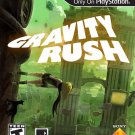 Gravity Rush PSVita Physical Game Cartridge US