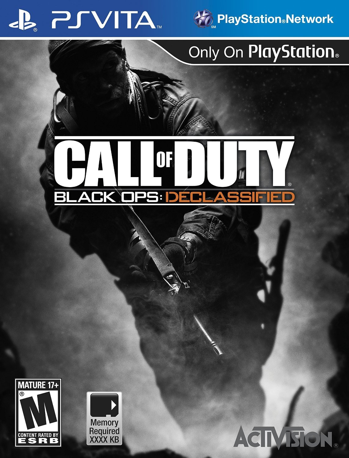 Call of Duty: Black Ops � Declassified PSVita Physical Game Cartridge US