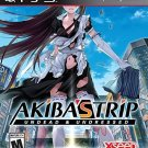 Akiba's Trip: Undead & Undressed PS3 Physical Game Disc US