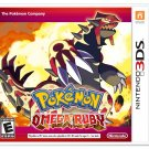 Pokémon Omega Ruby 3DS Physical Game Cartidge US