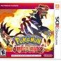 Pokémon Omega Ruby 3DS Physical Game Cartidge US