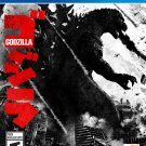 Godzilla PS4 Physical Game Disc US