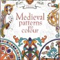 Medieval Patterns to Colour Graffiti Painting Drawing Stress Kill Digital Copy