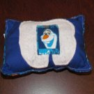 Olaf inspired tooth fairy pillow