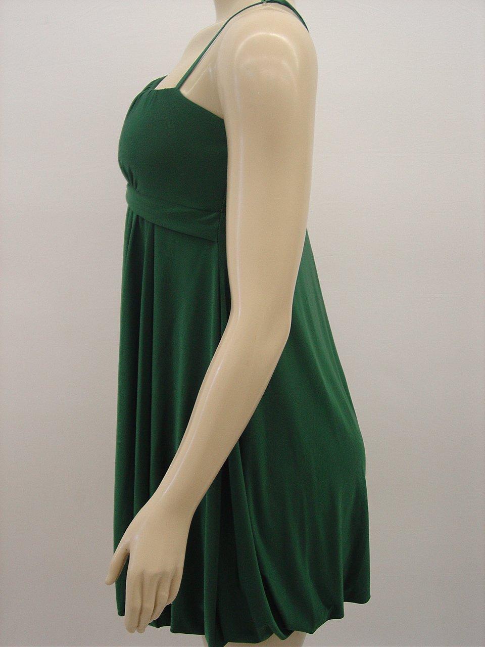 NEW BUBBLE EMERALD GREEN COCKTAIL DRESS- MEDIUM