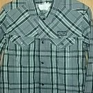 $79 NWT Diesel boys button down  long sleeve shirt.