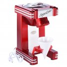 VANCY RSM702 Retro Series Household Electric Snow Cone Maker