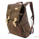 VANCY N5 Canvas Camera Backpack  perfect combination of camera bag and leisure backpack