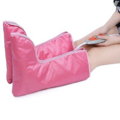 VANCY Nail Care Vibration Massage Wax Treatment Electric Socks