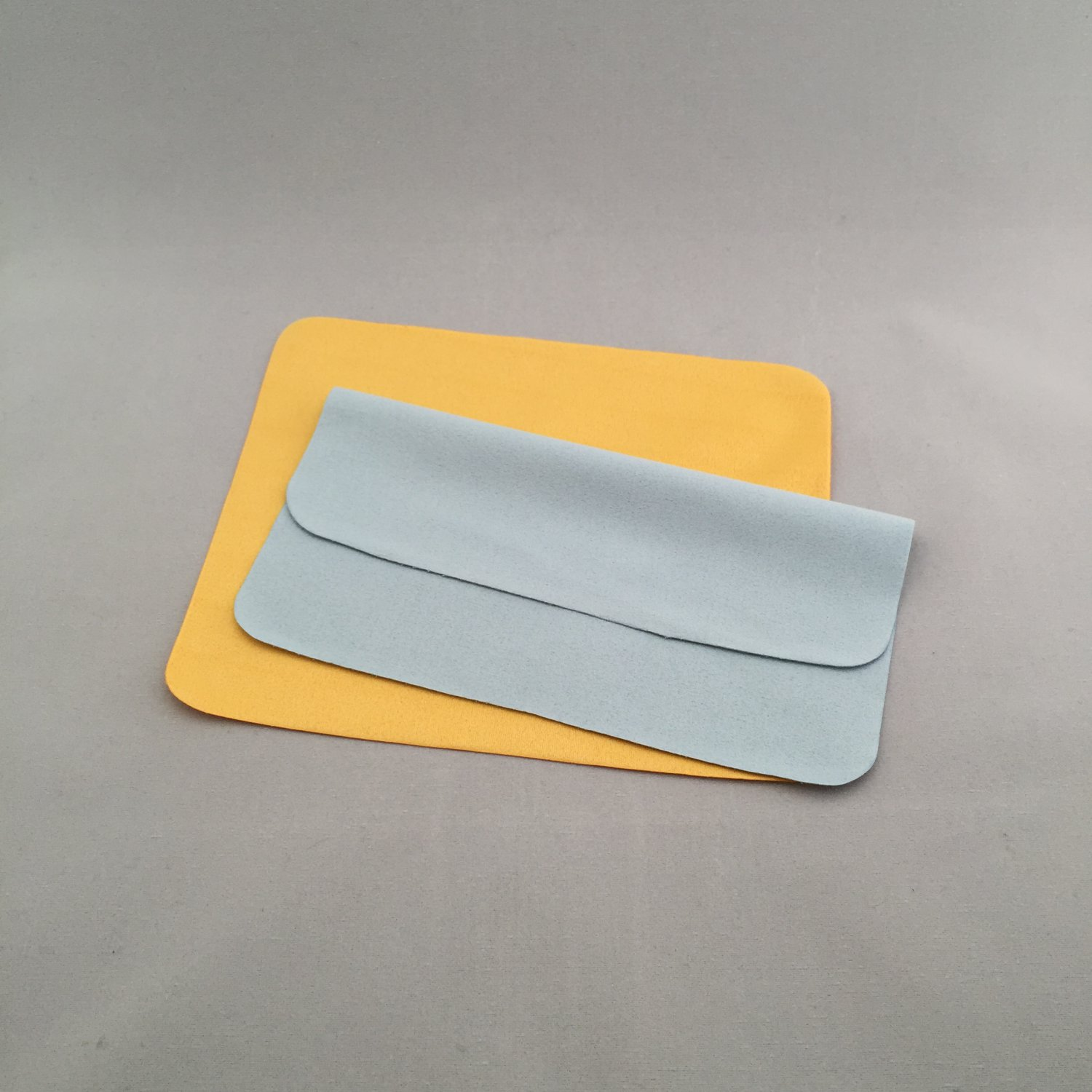 15x Chamois-style Microfibre Cleaning Cloths for Glasses