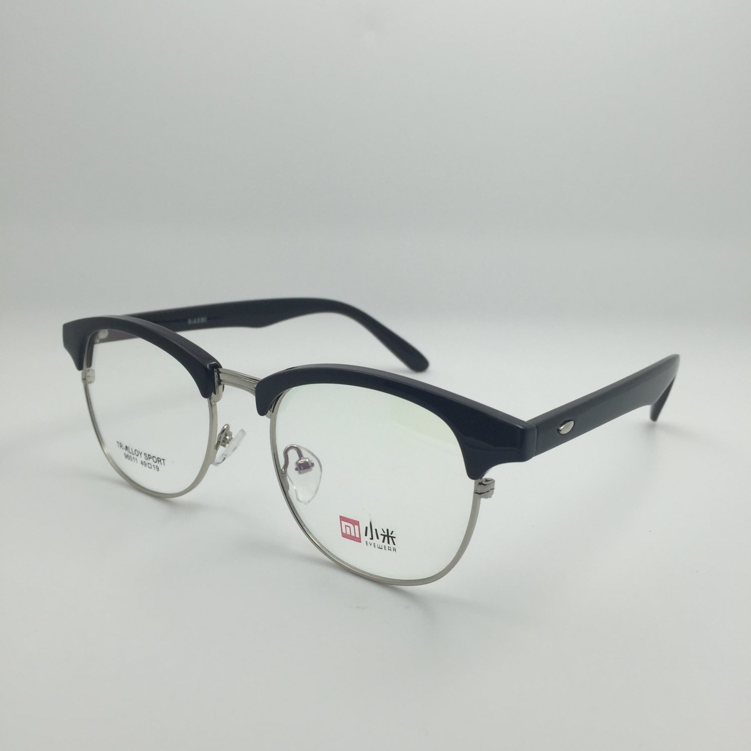 Gents / Ladies Prescription Glasses Spectacles frames xm96011 - Black
