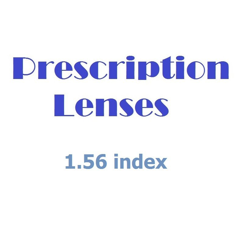 Glazing Service for Prescription Glasses - Bronze Pack (1.56 index).