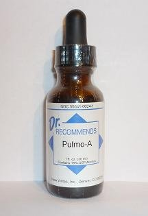 Natural Home Remedy for Asthmatic Conditions | Pulmo-A Homeopathic