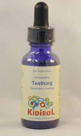 Kidiral Teething Children's Homeopathic (Discomfort of Teething)