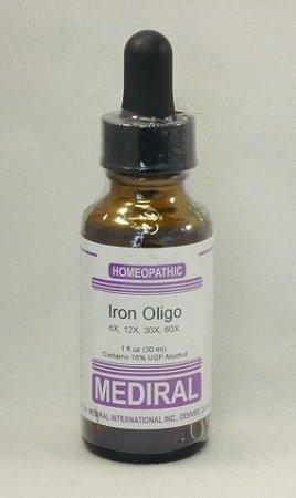 Iron Oligo Homeopathic