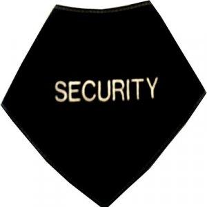 SECURITY Dog Bandana