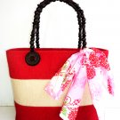 Alice Handmade Abaca Bag