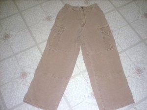 Boy's OshKosh Corduroy cargo pants Size 7x ~NEW~