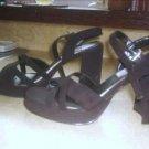 Women's dress sandals by Mix It JCPenney 8 1/2