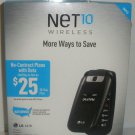 NEW NET10 LG 441G Cell Phone Prepaid Flip-Phone 3G network speed Black Camera