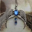 Ravenclaw's Diadem Necklace Harry Potter Jewelry Pendant Eagle Wings Necklace
