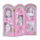 BUTTERFLY TRI FOLD PHOTO FRAME