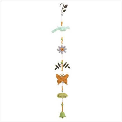 GARDEN GIFTS WINDCHIME