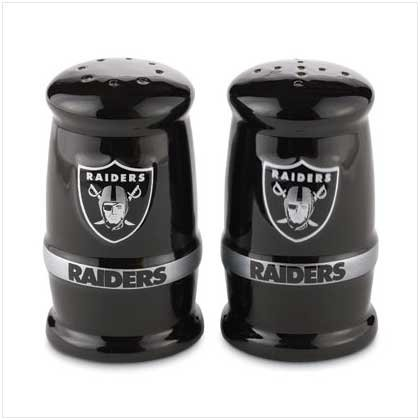 OAKLAND RAIDERS SHAKERS