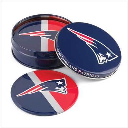 NEW ENGLAND PATRIOTS COASTER