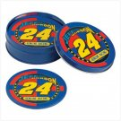 JEFF GORDON TIN COASTERS