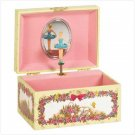 MUSICAL JEWELRY BOX