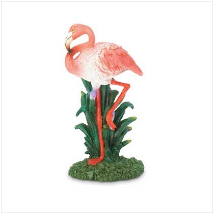 FLAMINGO FIGURINE