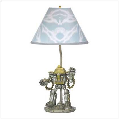 CYBORG LAMP