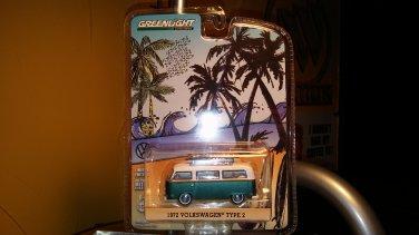 1/64 GreenLight 1972 Volkswagen Type 2 Hobby Exclusive