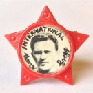 Harry Gregg Man Utd Vintage Star Badge